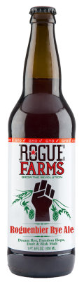 Rogue Farms Roguenbier Rye - Specialty Grain