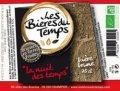 Les bi�res du temps La Nuit des Temps - Belgian Ale
