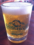 Saddlebock Dirty Blonde Ale