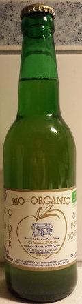 La Ferme d�Hotte Cidre Bio-Organic