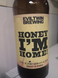 Evil Twin Honey I�m Home - Saison