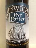 Ipswich Rye Porter - Porter