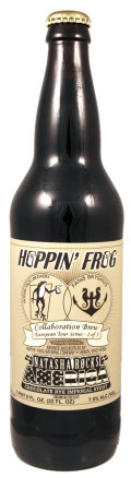 Hoppin� Frog / Fan� Natasha R�cks America Chocolate Rye Imperial Stout - Imperial Stout