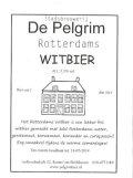 Pelgrim Rotterdams Witbier