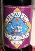 Harveys Elizabethan Ale 1952-2012 (Bottle)    - Barley Wine