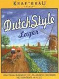 Kraftbrau Dutch Lager
