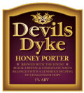 Downlands Devils Dyke Honey Porter