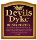 Downlands Devils Dyke Honey Porter
