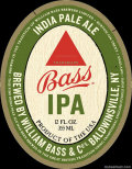 Bass IPA - India Pale Ale (IPA)