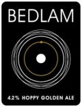 Bedlam Hoppy Golden Ale
