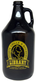 Library Double Maple Brown