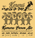 Kereru Kumara Brown Ale