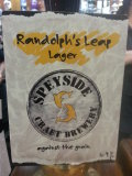 Speyside Randolph�s Leap Lager