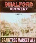 Shalford Braintree Market Ale