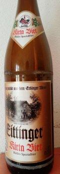Eittinger Kirta Bier - Dortmunder/Helles