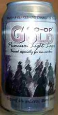 Co-op Gold Premium Light Lager
