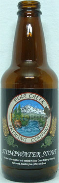 Bear Creek Stumpwater Stout - Stout
