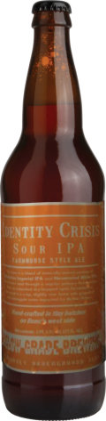 Below Grade Identity Crisis Sour IPA - Sour/Wild Ale