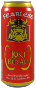 Fearless Loki Red Ale - American Strong Ale