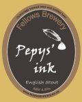 Fellows Pepys� Ink