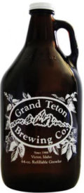 Grand Teton Wake Up Call Imperial Coffee Porter (Barrel Aged)