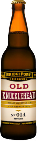 BridgePort Oak Aged Old Knucklehead - Barley Wine