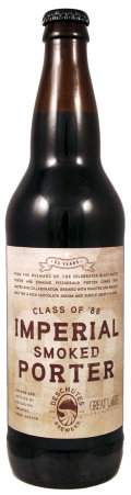 Deschutes Class of �88 Imperial Smoked Porter - Imperial/Strong Porter