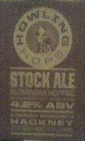 Howling Hops Stock Ale