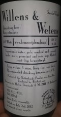 De Molen Willens & Wetens - Smoked
