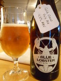 Blue Lobster Gold Claw Pale Ale