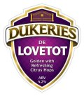 Dukeries De Lovetot