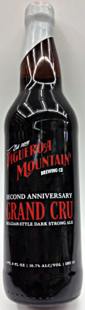 Figueroa Mountain 2nd Anniversary Grand Cru
