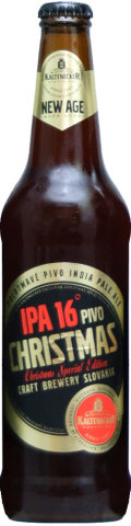 Kaltenecker Christmas IPA 16�