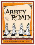 Willoughby Abbey Road Dubbel - Abbey Dubbel