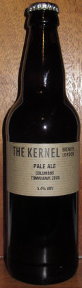 The Kernel Pale Ale Columbus Tomahawk Zeus