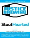 Justice Stout Hearted - Dry Stout