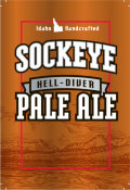 Sockeye Hell Diver Pale Ale