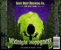 Knee Deep Midnight Hoppyness - Black IPA