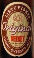 Ragutis Original Velvet - Dunkel/Tmav�