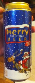Merry Christmas Beer