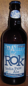Traditional Scottish Ales Rok India Pale Ale (Bottled)
