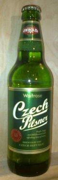 Waitrose Czech Pilsner