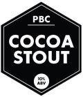 Proof Cocoa Stout