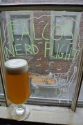 Tired Hands Falco�s Nerd Flight