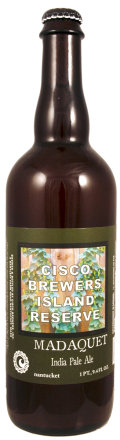 Cisco Island Reserve Madaquet IPA