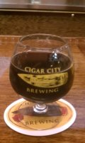 Cigar City Bourbon Almond Chocolate Scotch Ale  - Scotch Ale