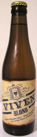 Viven Blond - Belgian Ale