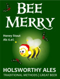 Holsworthy Ales Bee Merry