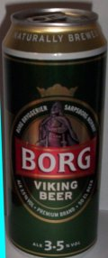 Borg Viking Beer