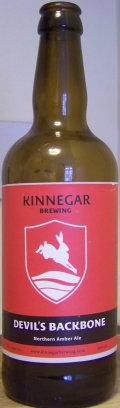 Kinnegar Devil�s Backbone
